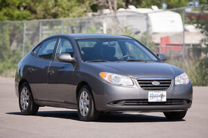 2009 Hyundai Elantra - Certified & E-Tested, Financing Available