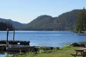 Missezula Lake Cabin (Princeton bc)
