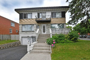 Beautiful heated 6 1/2 in Ahuntsic to rent