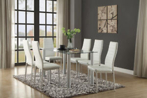 Milan 7pc dining set $399 TAX INCLUDED!