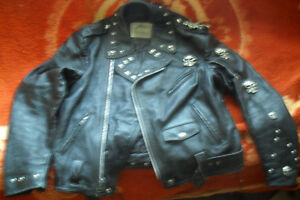 ONE OF A KIND Leather Coat Cornwall Ontario image 1