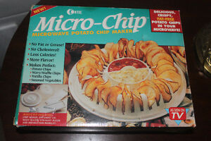NEW Micro Chip Maker (to make healthier chips)