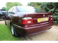 2001 51 BMW 5 SERIES 2.2 520I SE 4D 168 BHP
