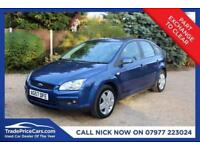 2008 57 FORD FOCUS 1.8 STYLE 5D 124 BHP