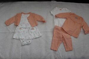 Carters Newborn Outfits