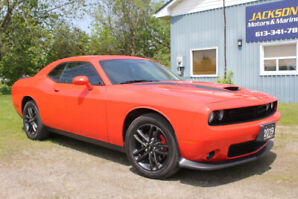 2019 Dodge Challenger GT ALL-WHEEL DRIVE Coupe (2 door)