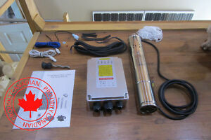 Solar water pump, deep well for irrigation, live stock,household