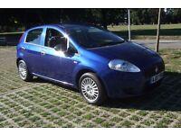 Fiat Punto 1.2 ACTIVE (blue) 2007