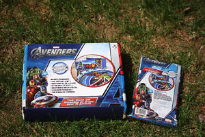Twin set Avenger sheet set with pillow covers