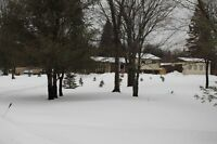 13 Acre home with 35x40 Heated shop and a heated Garage 299,900