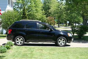 Pontiac SUV Torrent 207 Black
