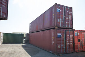 seacans new and Used containers