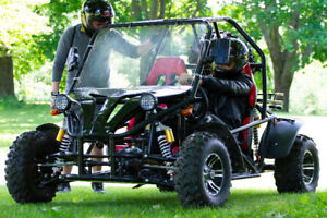 Daymak Dunebuggy 2 Seater - Fully Electric