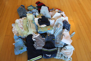 6 TO 9 MONTH BOY – 33 PIECE COLLECTION