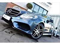 2015 15 MERCEDES-BENZ E-CLASS 2.1 E250 CDI AMG NIGHT EDITION 4D AUTO 201 BHP DIE