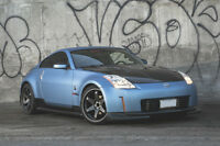 Nissan 350Z Turbo w/400+HP