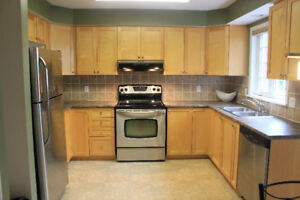 3 BR furnished, ALL INCLUSIVE townhouse, KANATA, avail Nov. 1