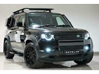 2020 Land Rover Defender 110 2.0 SD4 SE Auto 4WD (s/s) 5dr SUV Diesel Automatic
