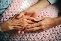 Personal Support Worker Needed for Healthy Elderly Parent