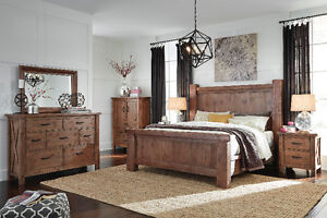 Solid Wood - Western Rustic