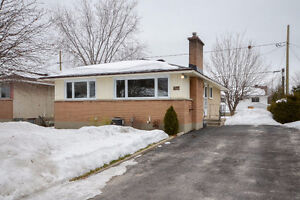 House in Central East Ottawa close to TrainYards shopping