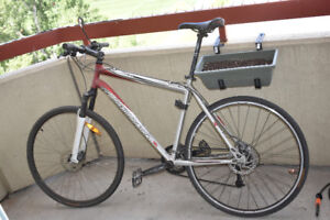 Rocky Mountain Vertex 30 with street tires - Great Commuter!