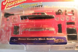2001 Green Hornet Diecast Model Car 1/64 Scale (VIEW OTHER ADS)