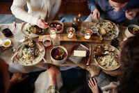 Singles meet up for dinner January 13th (ages 40-60)
