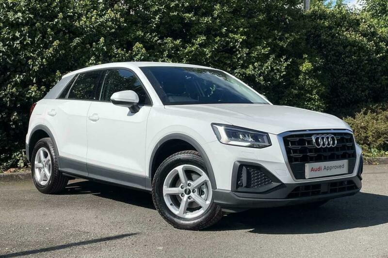 2021 Audi Q2 ESTATE 30 TFSI Technik 5dr SUV Petrol Manual