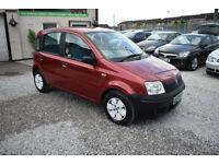 Fiat Panda 1.1 Active 2005MY 5 DOOR RED+BARGAIN+