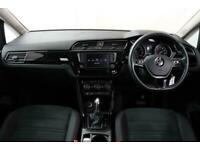 2017 Volkswagen Touran 1.4 TSI SEL 5dr DSG Auto MPV Petrol Automatic