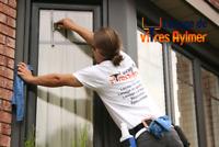 Laveur de vitres!! (14$/heure)
