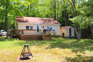 Just in time! Great Lakefront Cottage within an Hour of Halifax