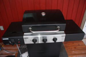 BBQ Master Chef 3 Burner Natural Gas