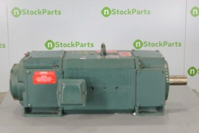 7.5HP 1800RPM - RELIANCE ELECTRIC 2KA588617-VS NSNB - 7.5 HP DC MOTOR 1750 RPM L