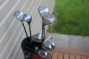 Golf Club Set - Men's - Left Handed