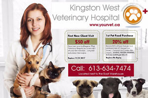 Veterinary & Pet Food Discounts