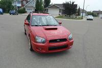2005 Subaru WRX Wagon
