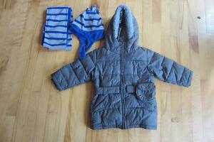 manteau d'hiver Columbia fille 2T et vêtements enfant