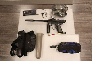PAINTBALL MARKERS / ACCESSORIES (SMART PARTS ION X/ EVO3 HOPPER)