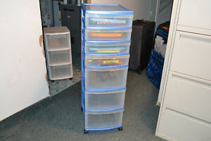 Three Storage Carts - Great for Crafts, etc. Cambridge Kitchener Area image 2