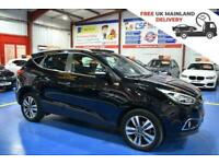 2014 Hyundai Ix35 1.7 CRDI GO SE 5d 114 BHP Estate Diesel Manual