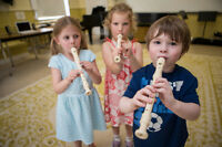 Beginner Recorder Classes for Homeschoolers