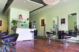 Hair Salon and Spa for Sale