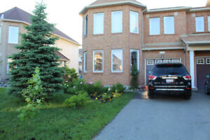 Amazing Town Home (end unit) for rent at Barrhaven