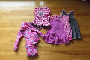 Vêtements pour filles 18 mois