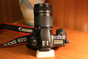 Canon 60D with 18-35mm Lens