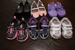 Toddler Girls Size 6 Running Shoes & Dress Shoes