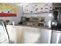 FISH & CHIPS & PIZZA SHOP SALE..Fast Food Chippy for SALE / LET on busy road covering large estate