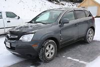 2008 Saturn VUE SUV, All Wheel Drive Crossover